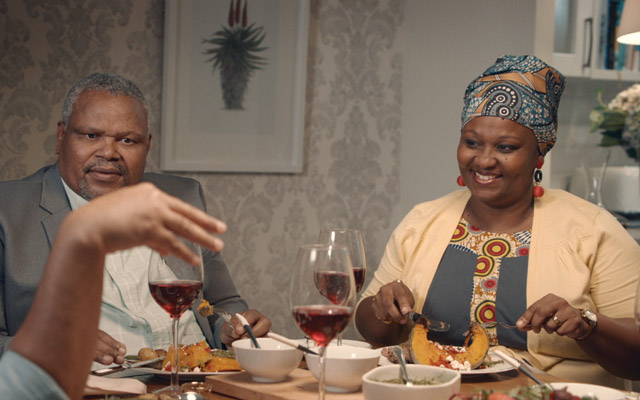 BBC Brit - Come Dine With Me SA Bevan Cullinan Comedy Director