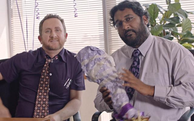 Cadbury Regift - Episode 3 Bevan Cullinan Comedy Director