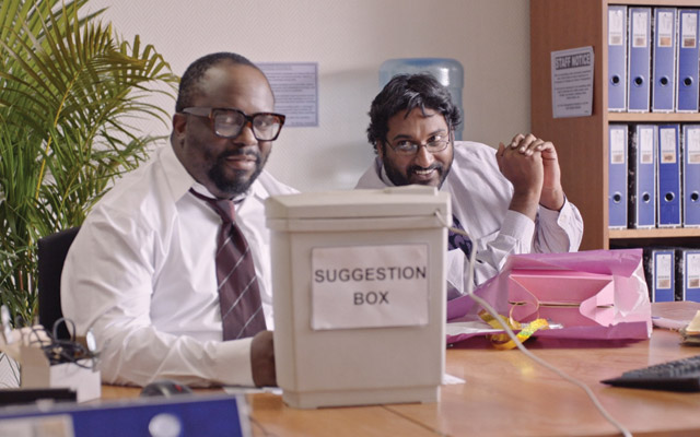 Cadbury Regift - Episode 5 Bevan Cullinan Comedy Director